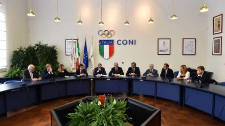 Agreement Coni - Anci